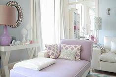 Turquoise interior design from Ana Antunes