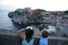 Viajar con niños: Croacia. Primeras impresiones
