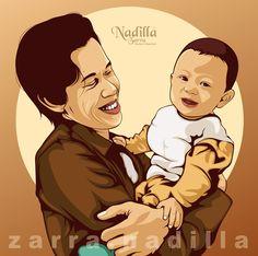 https://flic.kr/p/FKuzUo | nadilla and dad