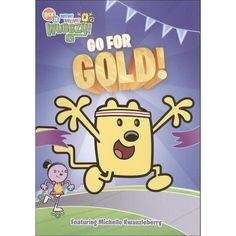 Wow! Wow! Wubbzy!: Go for Gold!