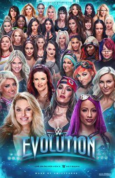 The Biggest all-female WWE superstars Wrestling Superstars, Wrestling Divas, Women's Wrestling, Brie Bella, Nikki Bella, Wwe Events, Wwe Ppv, Wwe Nxt Divas, Wwe Funny