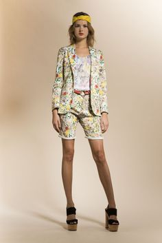The spring-summer collection
