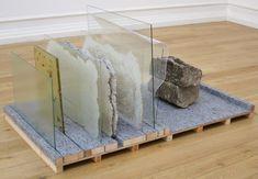 Gabriel Kuri, Installation view