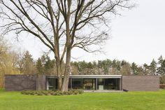 Fotograferen van een modern verbouwde woning van architect Kristof Van Hoof. © foto's Liesbet Goetschalckx