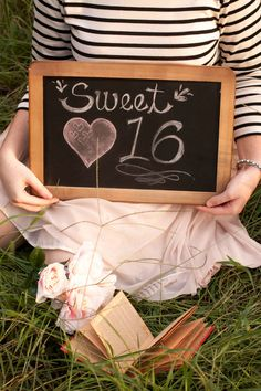 sweet 16 photoshoot  @Bronwyn Arnold-Briggs