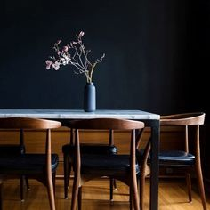 Ideal dining room to