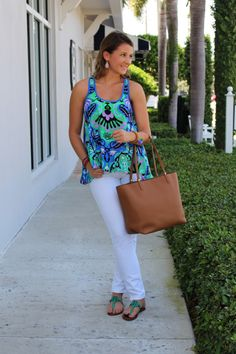 Sassy Wednesdays with Sassy Boutique // Alice & Trixie, DL 1961, Tory Burch, Gigi New York, Kate Spade and Southern Sequins // Shotguns & Seashells in Vero Beach, FL
