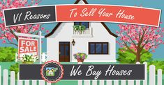 Selling your house can be a tedious process. From repairing the leftovers to cleaning it thoroughly to finding people and agencies to buy your home, it will lead to a headache. So, what can you do about it? Well, get in touch with We Buy Houses Company. Here are six reasons why you should sell your home to We Buy Houses Company Arizona.