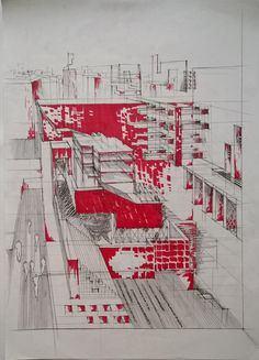 architectural chaos