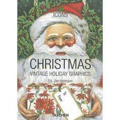 """CHRISTMAS - VINTAGE HOLIDAY GRAPHICS"" av HEIMANN JIM"