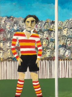Sidney Nolan Australian, born 1917, worked in Great Britain 1953–92, died Great Britain 1992