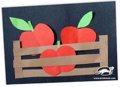 Apples in a box | krokotak