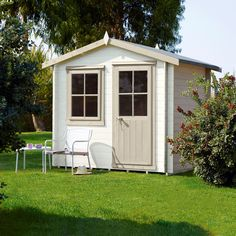 Hartley 8X6 Tongue & Groove Summerhouse - Assembly Required | Departments | DIY at B&Q