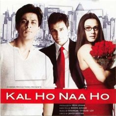 Kal Ho Naa Ho - Shah Rukh Khan, Saif Ali Khan, Preity Zinta #hindimovie