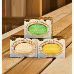 Sauna Soap
