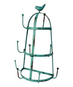 Blue Bird Mug Rack #zulily #zulilyfinds  Access is restricted to members only so here is an invitation to join. Invite friends and get $15 for every referral once your friend makes their 1st purchase and shipment. No limit to referral $'s.  Link: http://www.zulily.com/invite/pmiller9177