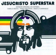 Caratula Frontal de Bso Jesucristo Superstar