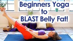 This Yoga for weight loss is yoga for beginners. Beginners yoga will improve flexibility, pain relief, blast belly fat, and love handles!