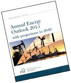 Annual Energy Outlook 2015 - Energy Information Administration