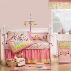 Dena Happi Tree Baby Crib Bedding by Kidsline