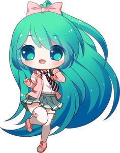 FREE Ribbon Girl Miku Pagedoll by rimuu on DeviantArt
