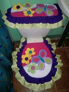 CURSO GRATIS DE COSTURA DE JUEGOS DE BAÑO PASO A PASO Diy Kitchen Decor, Home Decor, Bathroom Sets, Shabby Chic Decor, Paper Piecing, Kids And Parenting, Christmas Crafts, Diy Crafts, Quilts