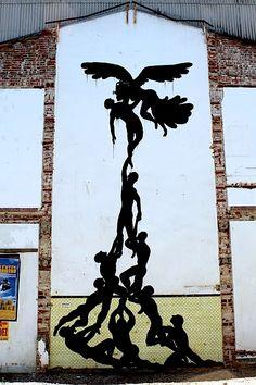 Sam3 @ Insitu Festival, Spain - unurth | street art