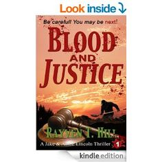 4 STARS 1408 REVIEWS Amazon.com: Blood and Justice: A Private Investigator Mystery Series (A Jake & Annie Lincoln Thriller Book 1) eBook: Rayven T. Hill: Kindle Store