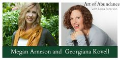 AALP 116- Living Out Loud with Megan Arneson and Georgiana Kovell