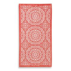 Bed Bath And Beyond Beach Towels Endearing Fretwork Beach Towel In Blue  Beach Towels  Pinterest  Oversized Design Decoration