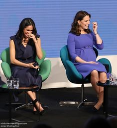 On a snowy London morning, the Duke and Duchess of Cambridge, Prince Harry and Meghan Markle participated in the inaugural Royal Foundation...