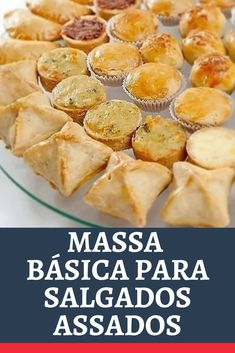 Mini Pizzas, Snack Recipes, Snacks, Chips, Appetizers, Food, Tasty Food Recipes, Conch Fritters, Sweets