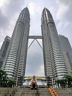 Sexo, Viagens e Rock'n'Roll | Step Inn: reduto de mochileiros em Kuala Lumpur, Malásia.