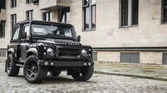 A. Kahn Design Reveals Defender-Based Flying Huntsman 105 Pick Up, Gallery 1 - MotorAuthority