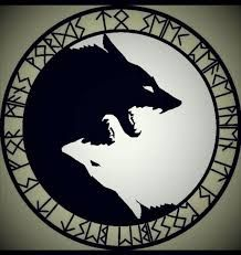Image result for legend of the 2 wolves tattoo
