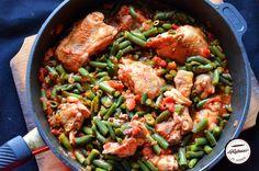 Mancarica de pui cu pastai Caesar Pasta Salads, Caesar Salad, I Want To Eat, Kung Pao Chicken, Menu, Favorite Recipes, Lunch, Ethnic Recipes, Menu Board Design