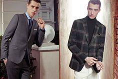 De Fursac Autumn/Winter 2014 Men's Lookbook