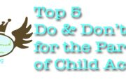 COUNSELOR'S CORNER: Top 5 DO and DON'TS for #MOMAGERS and #POPAGERS|Hollywood Mom Blog