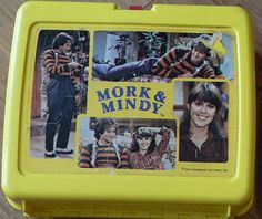 mork and mindy lunchbox - Google Search  I had this one!