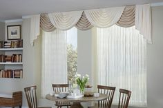 We are proud to partner with Lafayette Interiors to create beautiful interior design projects for our clients. Visit our website to schedule your free consultation today www.draperyconnection.com Photography courtesy of Lafayette Interior Fashions.
