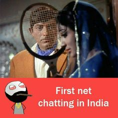 The post First Net Chatting In India appeared first on Gag Bee. Comedy Memes, Movie Memes, Comedy Quotes, Funny Gags, Funny Memes, Hilarious, Naughty Quotes, Funny Quotes, Weird Facts