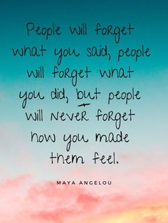 13 Powerfully Positive Maya Angelou Quotes About Life