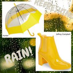 Stylish Raincoats, Rain Fashion, Instagram