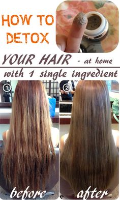 How to Detox Your Hair - Beauty Tricks