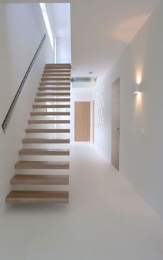 Floating Staircase Ideas 3