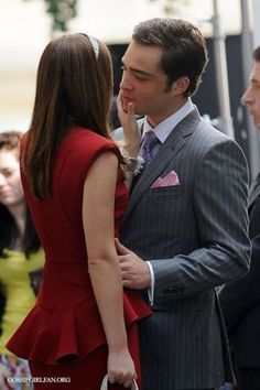 Gossip Girl Chuck and Blair... My two favorite characters