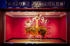 Brooks Brothers CNY 2016 windows by Booma Group, Hong Kong Rooster Chinese New Year, Chinese New Year 2017, Window Display Retail, Retail Windows, Window Displays, Wise Monkeys, Year Of The Monkey, Retail Merchandising, New Years Decorations