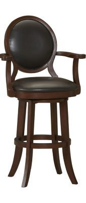 Dining Rooms, Eagen Barstool w/ Arms, Dining Rooms | Havertys Furniture