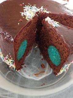 Gâteau surprise au pop cakes