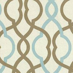 Make Waves Latte Waverly Fabric